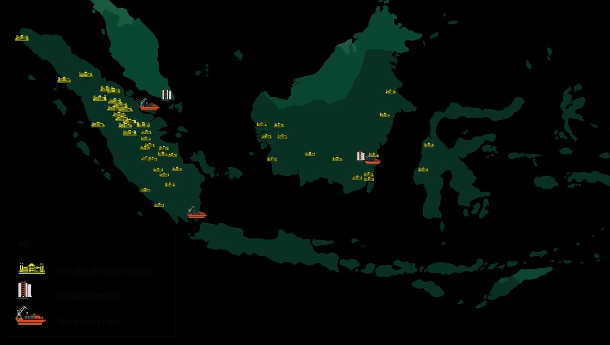 Map STC Resources Mills Vessel Storage